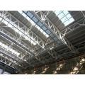 Светлая стальная Структура и пробка Ферменной конструкции мастерской, Пакгауза и фабрики