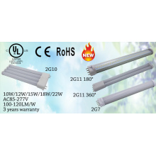 18W PL 180degree 2G11 Tube