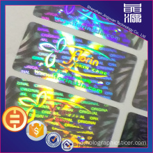 Stiker Label Hologram Secure Geniue 3D