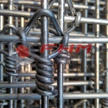 Heavy Galvanized Deer Fence with Fixed Knot
