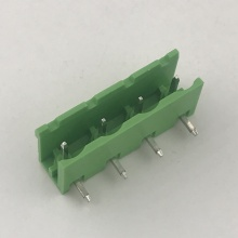 90 degree header male terminal block