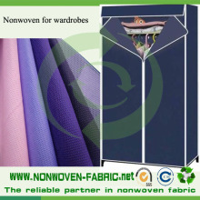 Wardrobe Fabric, PP Nonwoven Fabric for Wardrobe