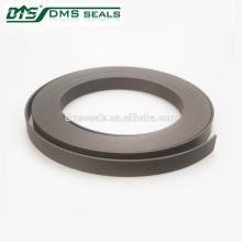 PTFE rempli de bande de guide de roulement de bronze pour le cylindre hydraulique