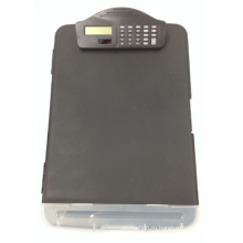 Выдвиженческий подарок для файл коробка с калькулятор, файл коробки Oi27001