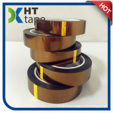 Silicone Coated Polymide Adhesive Tapes with ISO9001 & 14001 Certificates
