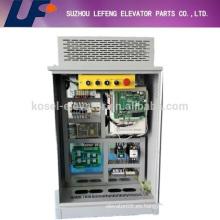 Controlador del microprocesador del elevador