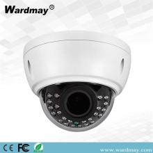 Perusak-bukti OEM 8.0MP CCTV IR Dome IP Camera