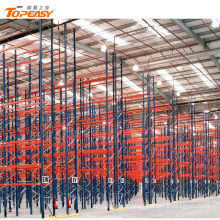Heavy duty warehouse selective storage rack in shandong