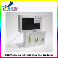 Simple Design Paper Printing Perfume Card Box