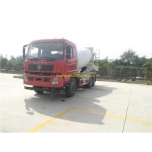 Camion malaxeur à béton mobile 9CBM 6x4