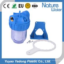 Carcaça de filtro de água de 5 polegadas com porta de latão [Nw-Br5b]