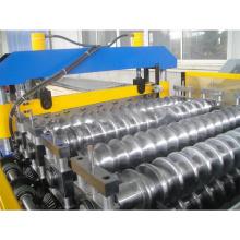 Sanxing Flat Sheet Corrugated Roll Forming Machine