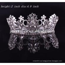 Accesorios del pelo de la boda flor nupcial forma corona decorativa