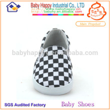 Kids casual baby wear shoes classic design rubber sole baby shoes da China