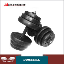 High Quality Adjustable Rubber Coated Dumbbell