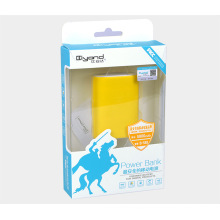 Manufacturer Plastic Paper Box for Power Bank (plastic gift package)