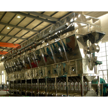 Xf Series Continuous Fluid Bed Drying