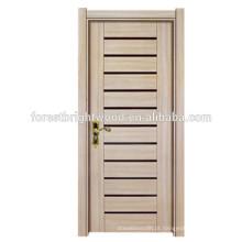 Design de porta de melamina Stile de boa qualidade da porta do quarto