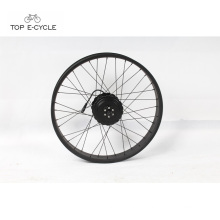 48v 500w fat tyre geared Bafang motor ebike electric bicycle conversion kit