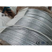 Alumoweld Aluminium-Clad Steel Overhead Wire, ASTM Ground Wire, Alumoweld Power Cable