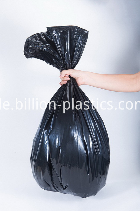 plastic bag for garbage can