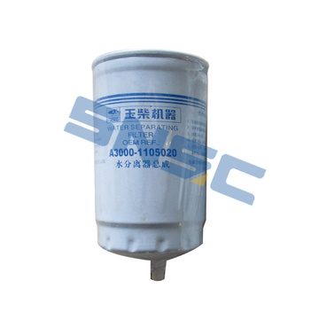 Yuchai Engine Parts A3000-1105020 CLX-197A Filter SNSC