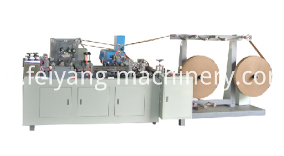 Twisted Paper Cord Handle Making Machine