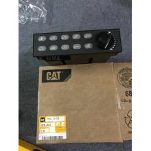 Conjunto de panel de aire acondicionado Caterpillar 320D2 510-9643