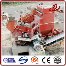 Engineer oversea service baghouse for crusher machines