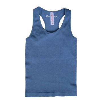 Nahtlose Frauen Baumwoll-Unterhemden