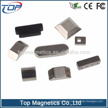 Cast Alnico Magnet Alnico Fan Shape Magnets for Magnetic Motors