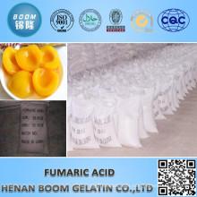 High qualiyt food additive fumaric acid