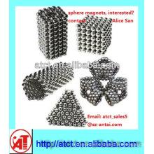 Amazing sintered ndfeb magnet, magnetic balls