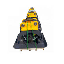 Construction Machinery Parts Excavator Hydraulic vibration Vibrator Plate Compactor road roller/Soil Plate Compactor