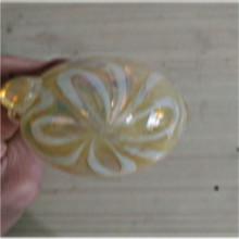 Специальный дизайн красивый цветок рука Bubbler трубы для курения (ES-HP-167)