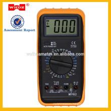 MY62(CE) digital multimeter