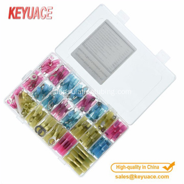 250pcs Heat Shrink Butt Connector Set Terminal