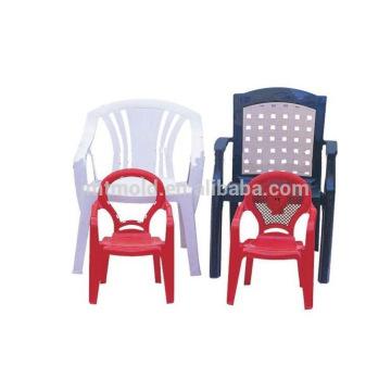 El proveedor de China modificó el molde usado modificado para requisitos particulares de la silla de la inyección del molde