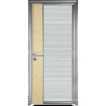 Tür (JST-K12) Ökologie ökologische Innentür für Aluminium-Tür-Design