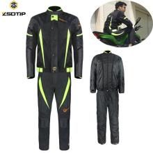 Impermeable Protector Personalizar Motogp Racing Traje de cuero Moto Racing Chaqueta Moto Traje de carreras de cuero Pantalón