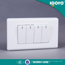Igoto American Style A2041s Elektrische Anwendung Wall Button und Switch