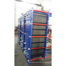 Intercambiador de calor de placas de acero inoxidable 316L Alfa Laval Mx25m