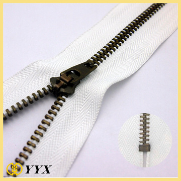 Dientes Anti Cobre 4.5 YG Metal Zipper