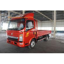 Camion léger SINOTRUK HOWO 3-5 tonnes