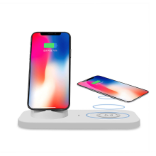 10W Slim Fast Wireless Charger station