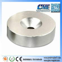"""How to Separate Strong Magne D2"""" × 1/2"""" Neodymium Magnet"""