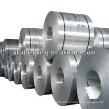 Bobine / bande d'aluminium pour batterie coque haute résistance à moitié dure