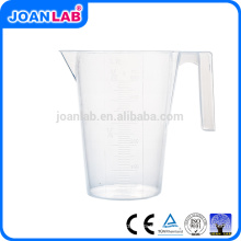 Джоан лаборатории высокого качества Пластиковые Мерный стакан с ручкой