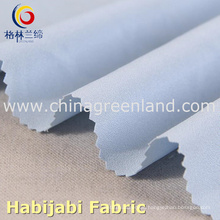 100d Polyester Spandex Habijabi Fabric for Woman Garment (GLLML211)