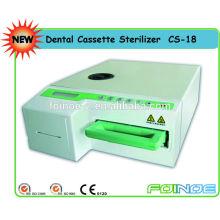 Stérilisation à la vapeur à cassette dentaire - CE approuvé--